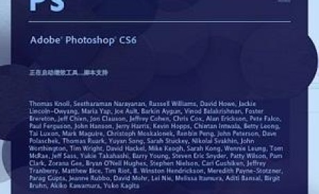 PS CS6 forMac 中文破解版下载及破解方法